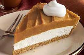 layer pumpkin pie recipe