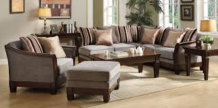 Chenille Sectional Sofas by Fabric Sectional Torino Chenille He Fabric Sectional Sofas
