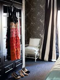 Black White Stripe Curtain Black And White Striped Curtains Size Of Living And White