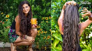 healthy hair fir 7 yr why i only wash my hair once a week and what i use to shoo