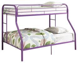Purple Bunk Beds Tritan Size Bunk Bed Purple Buy At Best Price