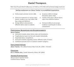 teaching resume template resume exles resume template beginner acting