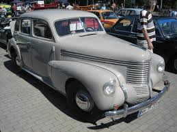 1947 opel kapitan information and photos momentcar