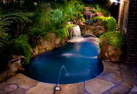 Backyard Pool Ideas by Best Paradise Pools By Design Images Decorating Design Ideas