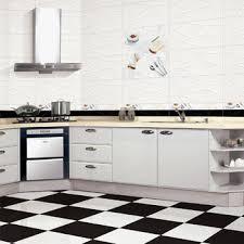 cuisine a prix d usine prix d usine 30 60 blanc cuisine noir et blanc carrelage en
