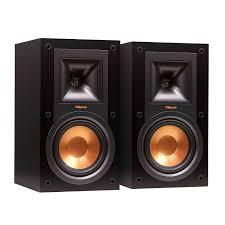 klipsch home theater systems amazon com klipsch r 15m bookshelf speaker pair home audio