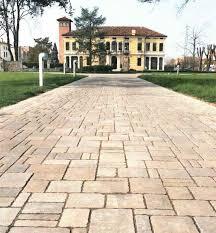 pavimentazione giardino prezzi pavimenti autobloccanti torino pavimentazioni autobloccanti