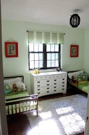 Boy Toddler Bedroom Ideas Vintage White Dresser Between Simple Twin Bed For Boys Inside Cozy
