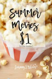 summer dollar movies the theatre watch and movies