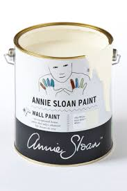 White Wall Paint by Annie Sloan Old White Wall Paint