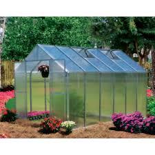 8 X 12 Greenhouse Kits Riverstone Industries Monticello 8 X 16 Ft Greenhouse Hayneedle