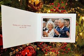 christmas card photo royal family christmas cards through the years royals
