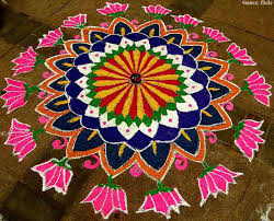 vivid rangoli ideas for a happy diwali renomania
