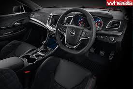 vauxhall vxr maloo hsv maloo gts r to be sold in the uk wheels