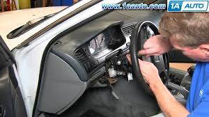 how to install replace headlight turn signal switch honda accord