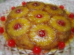 virtual 40 u0027s 70 u0027s party pineapple upside down cake food yum
