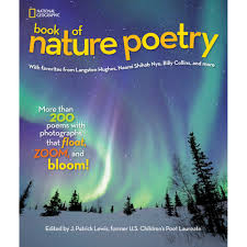 national geographic book of nature poetry national geographic store