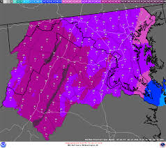 Washington Dc Weather Map by Blizzard 2016 Barrels Up East Coast With Deadly Force Nbc News