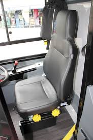 Auto Seat Riser Cushion Platinum In The Black Country Bus U0026 Coach Buyer