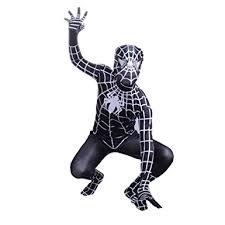 amazon wraith east black venom spiderman costume cosplay