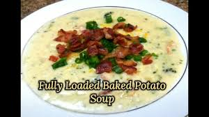 easy homemade loaded baked potato soup recipe kiwanna u0027s kitchen
