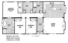 one bedroom mobile homes home floor plans 3 2 bath arresting 6