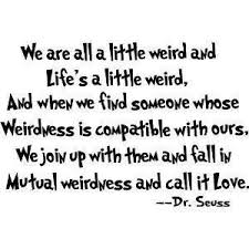 dr suess is so wise this would make a wedding quote or