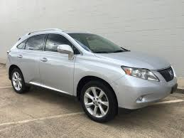 lexus suv 2010 sale 2010 lexus rx 350 for sale in houston tx 77037