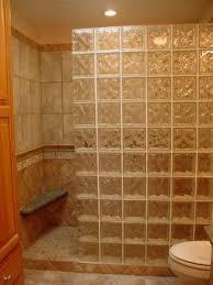 glass block bathroom designs glass block shower wall design ideas photo glass block shower wall