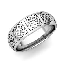 celtic rings bands images Mens celtic wedding bands white house designs jpg