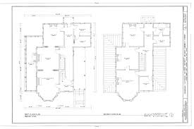file first floor plan and second floor plan savannah victorian