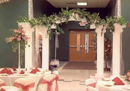 arch decoration wedding wedding arch with fabric simple wedding