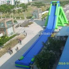 Water Slide Backyard by Good Quality Giant Inflatable Water Slide For Used Water