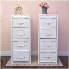 ergonomic white wood file cabinet 2 drawer 57 white filing cabinet