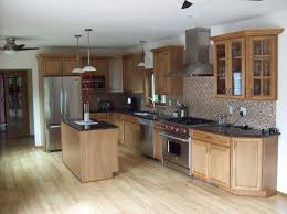 Natural Maple Kitchen Cabinets Photo Gallery Kitchen Creators