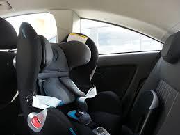 siège auto bébé dos à la route cybex défaut de communication coup de grisou