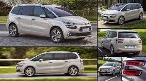 citroen grand c4 picasso 2017 pictures information u0026 specs
