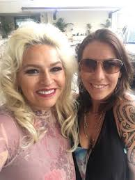 dog the bounty hunter daughter lyssa see what the former reality