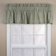 logan check 70 inch valance clearance