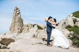 wedding arches joann fabrics this diy wedding by the bay is breathtaking brit co