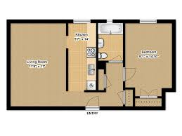 540 sq ft floor plan floor plans anthem house apartments the