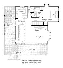 1 lot back vacation rental forever sunshine wh218 forever sunshine floor plan third level jpg