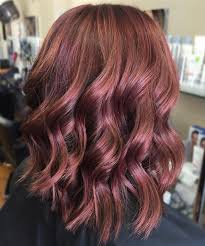 how to blend hair color 30 maroon hair color ideas for sultry reddish brown styles