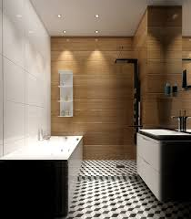 Wood Bathroom Ideas 5 Ideas For A One Bedroom Apartment With Study Includes Floor Plans