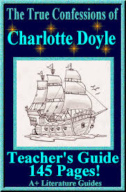 the true confessions of charlotte doyle novel study use with or