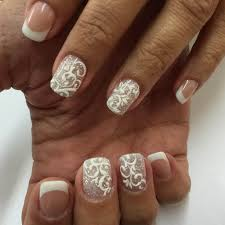unique french tip nail art mailevel net