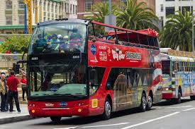 Hop On Hop Off San Francisco Map by Hop On Hop Off Bus Tour Sightseeing U0026 Day Tours In San Francisco