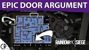 epic door argument funny best moments tom clancy u0027s rainbow six