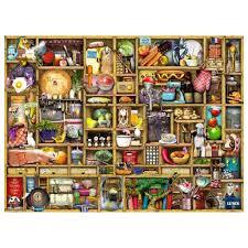 puzzle cuisine micro puzzle bois 40 pièces armoire de cuisine boutique