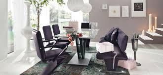 modern purple dining set interior design ideas